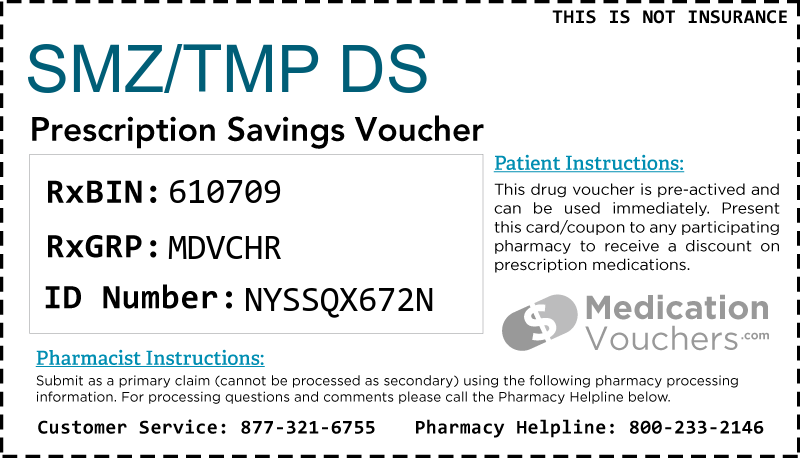 SMZ/TMP DS Voucher Coupon